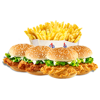 Family Burger Saver