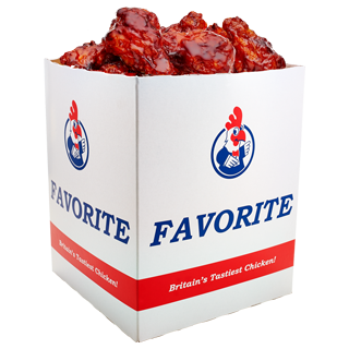 20 Favorite Spicy BBQ Wings