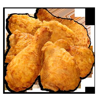 Favorite Chicken Pieces