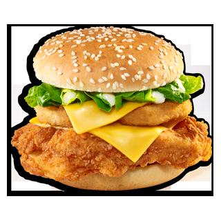 Double Ringer Burger