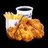 WingDinger Meal