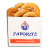 Favorite Breaded Onion Rings