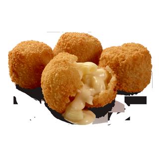 Mac N' Cheese Poppas