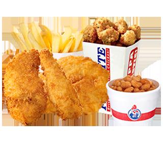 Boneless Chicken Meals
