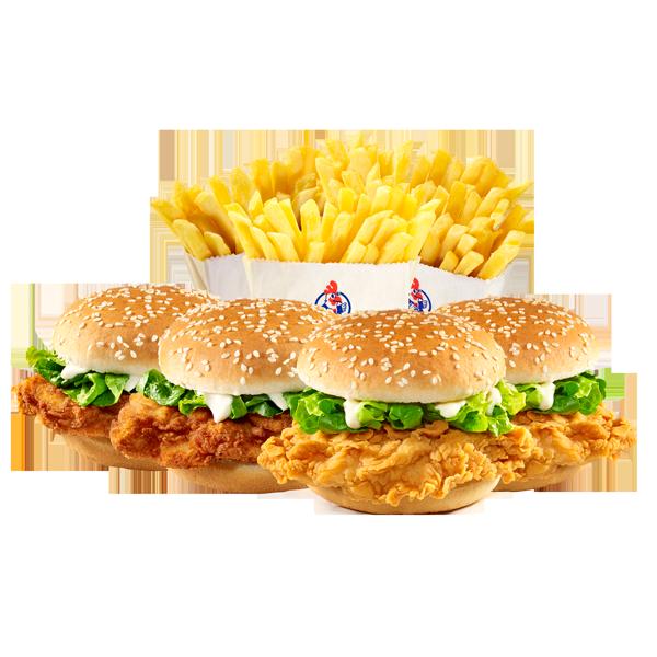 Burger Sharer