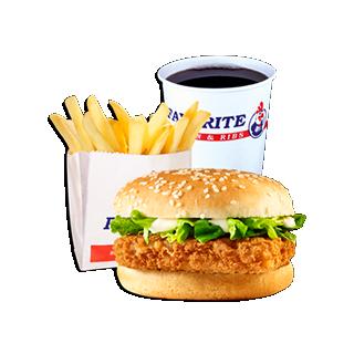 Fishwich Meal