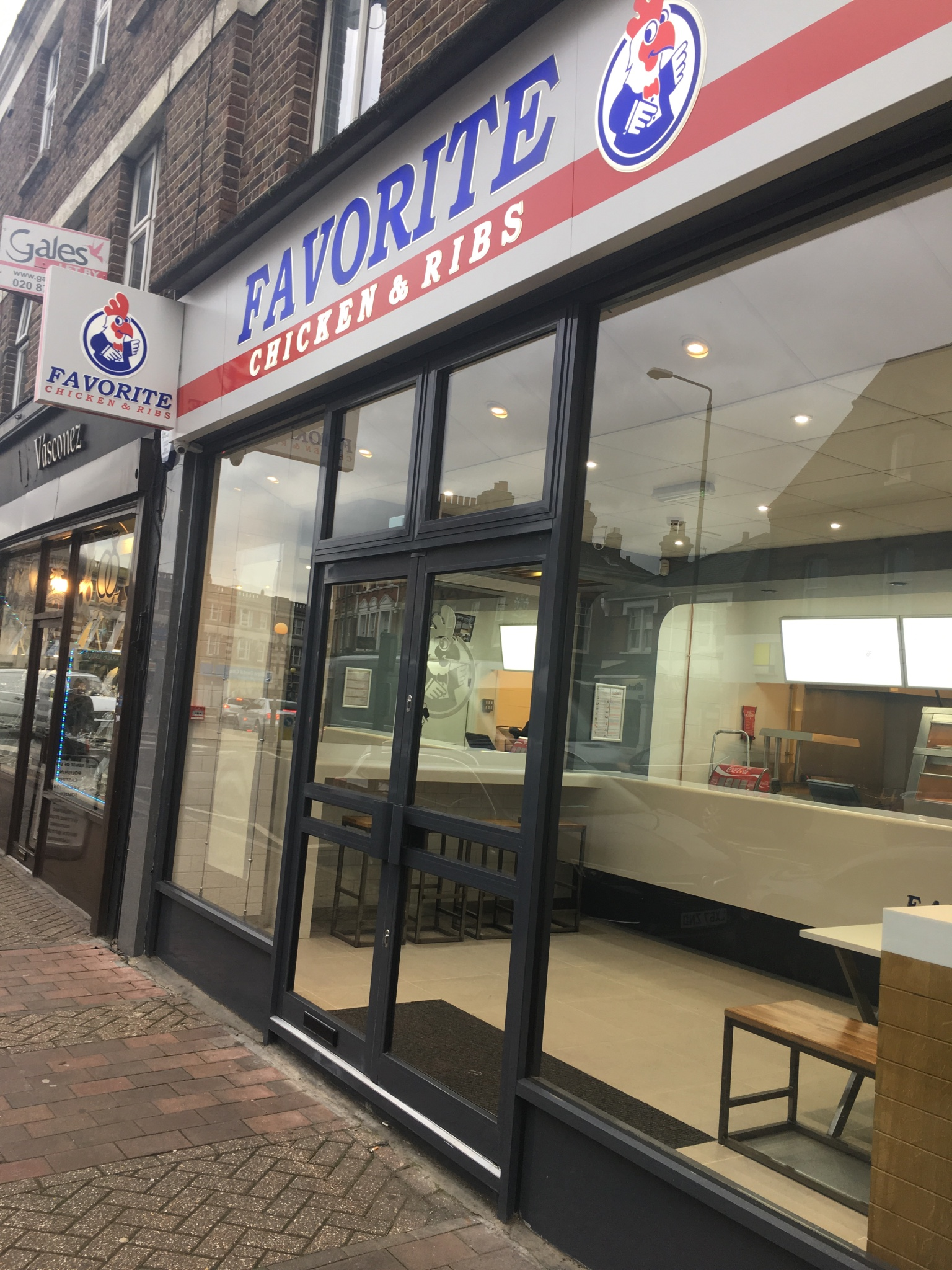Favorite Chicken & Ribs Beckenham Re-opens!