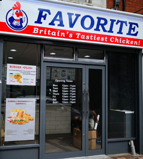 Britain's Tastiest Chicken arrives in Hemel Hempstead!